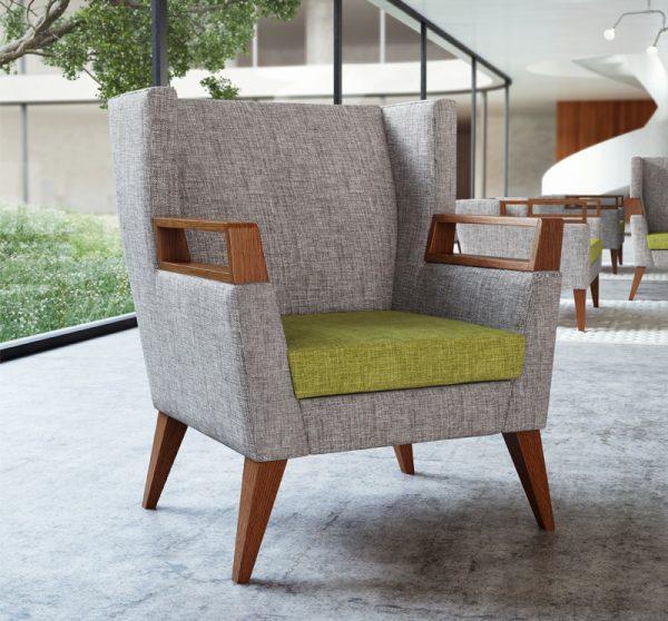 clarke wood lounge chair coriander desings alan desk 2