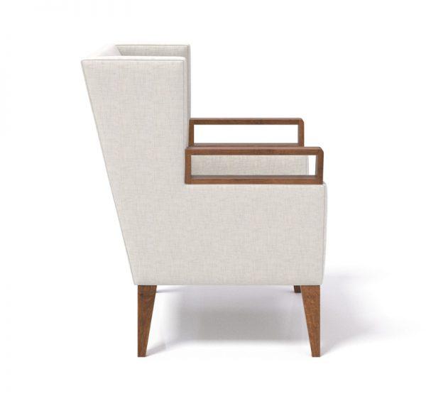clarke wood lounge chair coriander desings alan desk 7