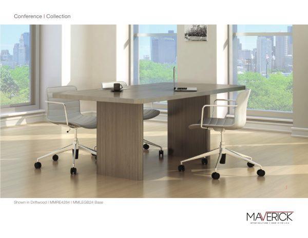 Alan Desk Conference Series Table Maverick
