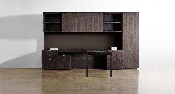 Alan Desk Lex Private Office Halcon