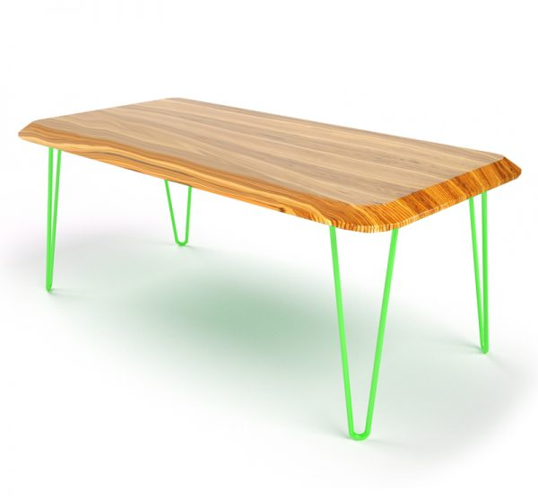 lilly occasional table coriander alan desk 1