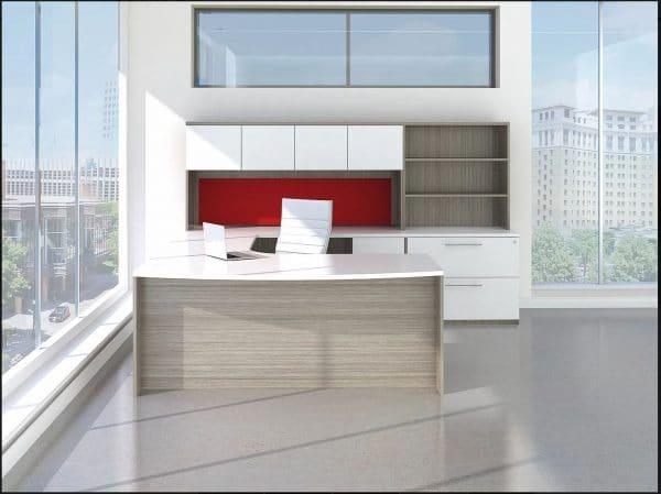 maverick desk office furniture entry level