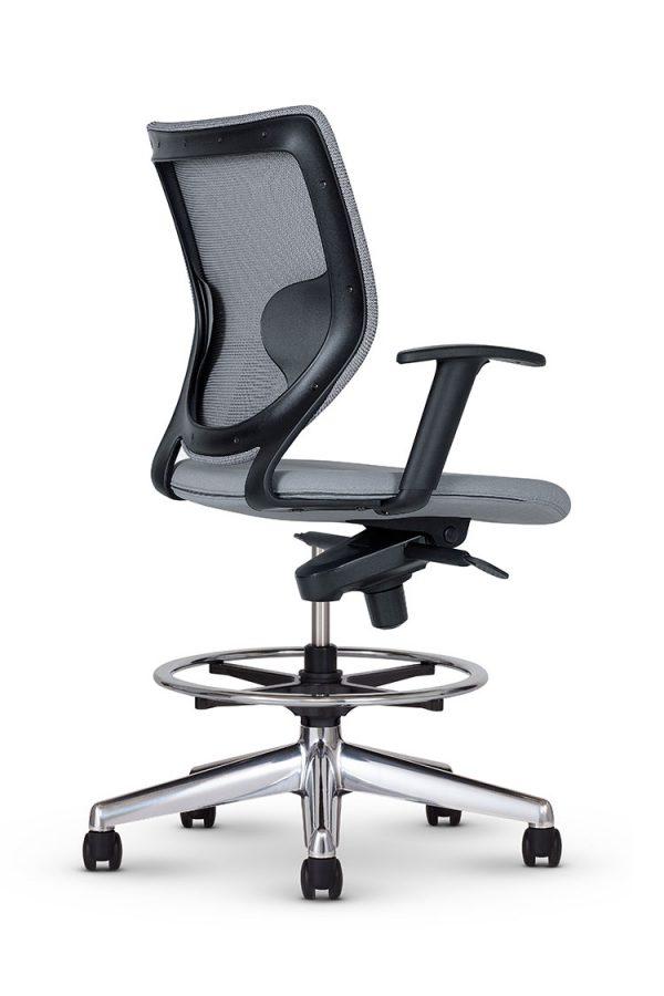 simple stool keilhauer alan desk 16