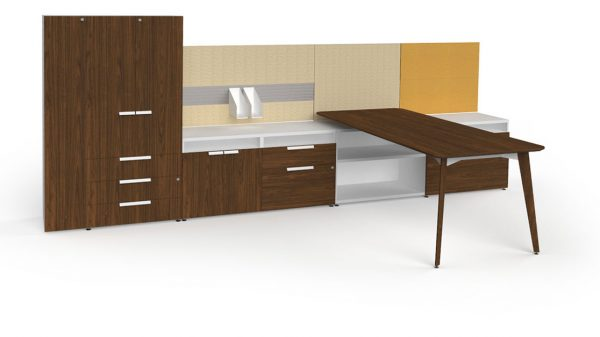 workshelf private office three h alan desk 16
