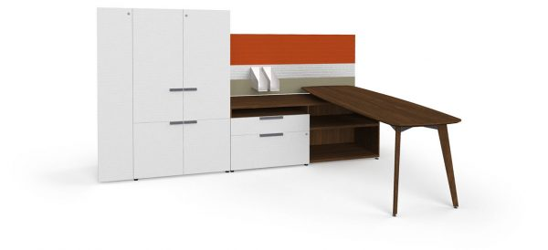 workshelf private office three h alan desk 18