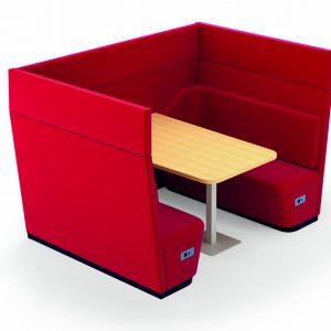 Alan Desk Co-OP Lounge Seating Arcadia