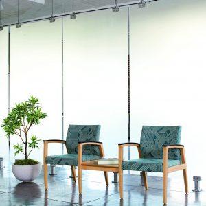 Alan Desk Haven Tandem Seating Arcadia