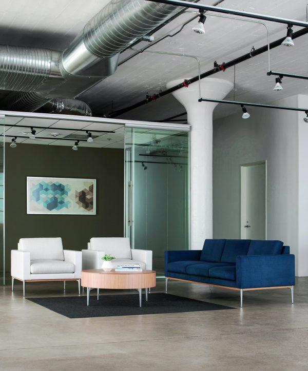 Alan Desk Uptown Social Lounge Seating Arcadia
