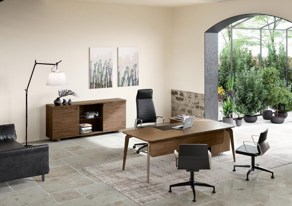Alan Desk Blade Executive Office Alea