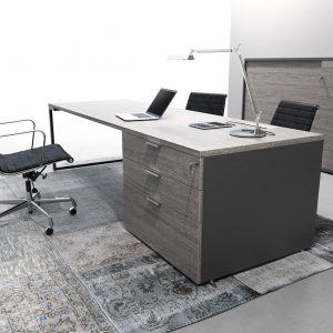 Alan Desk Ibis Executive Desk Alea