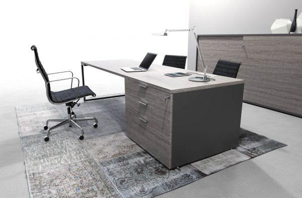 Alan Desk Ibis Executive Desk Alea