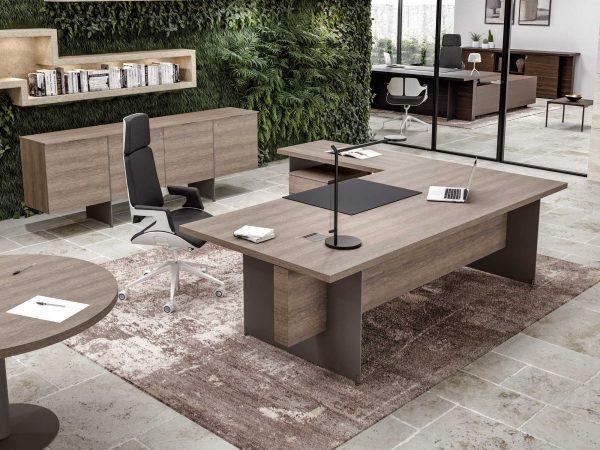 Alan Desk Oasi Executive Office Alea