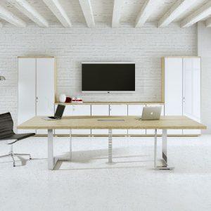 Alan Desk Archimede Meeting Tables Alea