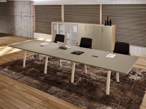 Alan Desk Atreo Meeting Tables Alea