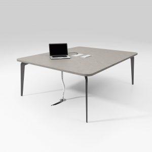 Alan Desk Blade Meeting Table Alea