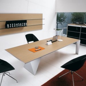 Alan Desk Eracle Meeting Table Alea