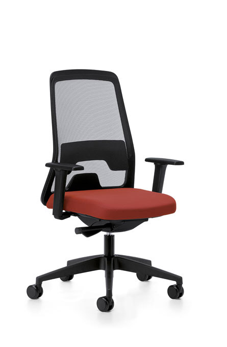 Alan Desk Every Task Chair Seating Interstuhl