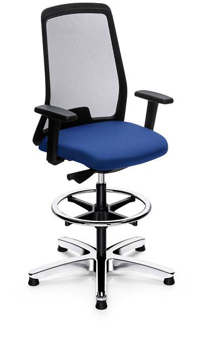 Alan Desk Every Stool Seating Interstuhl