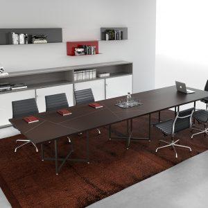 Alan Desk Ibis Meeting Table Alea
