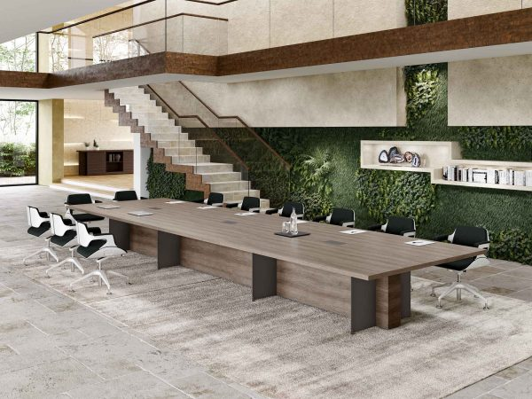 oasi meeting table alea alan desk 10