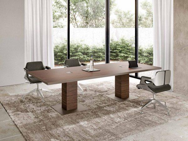 oasi meeting table alea alan desk 13