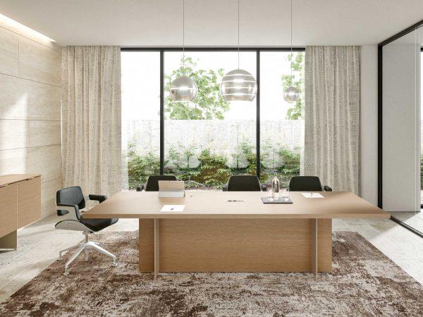 oasi meeting table alea alan desk 4