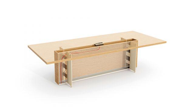 oasi meeting table alea alan desk 6