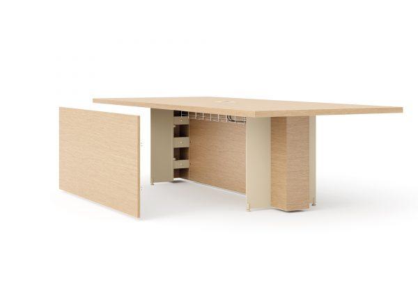 oasi meeting table alea alan desk 7