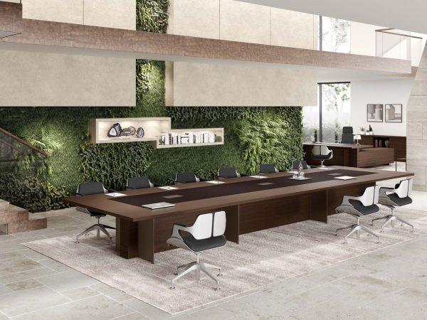 oasi meeting table alea alan desk 8