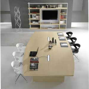 Alan Desk Odeon Meeting Tables Alea