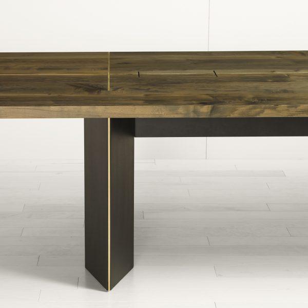 shift urban hardwoods conference table alan desk 15