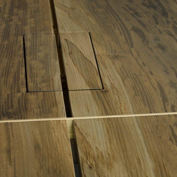 shift urban hardwoods conference table alan desk 16