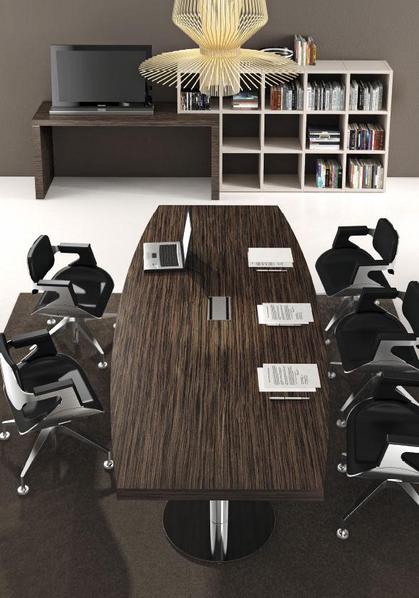 titano conference tables alea alan desk 2