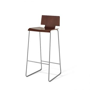 Alan Desk Upward Barstool Seating Arcadia