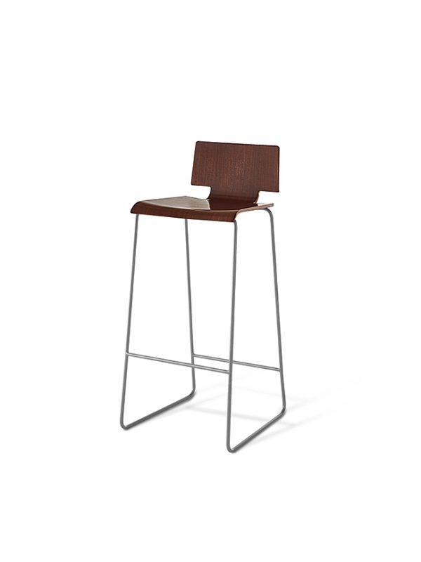 Alan Desk Upward Barstool Seating Arcadia