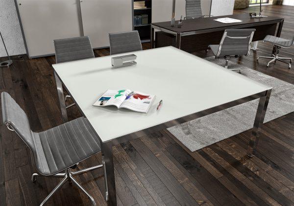 zefiro meeting table alea alan desk 1