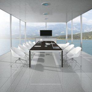 Alan Desk Zefiro Meeting Table Alea