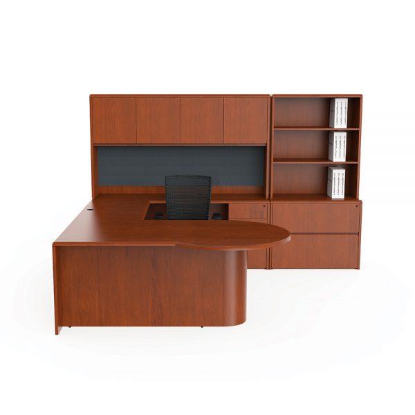 Alan desk Ruby Executive Office Cherryman