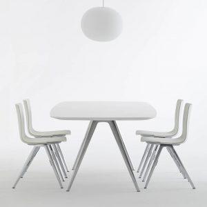 Alan Desk A-Table Davis Furniture