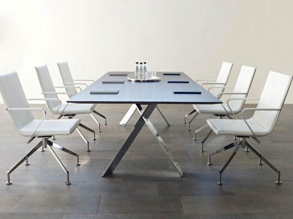 Alan Desk Ekko Conference Table Davis Furniture