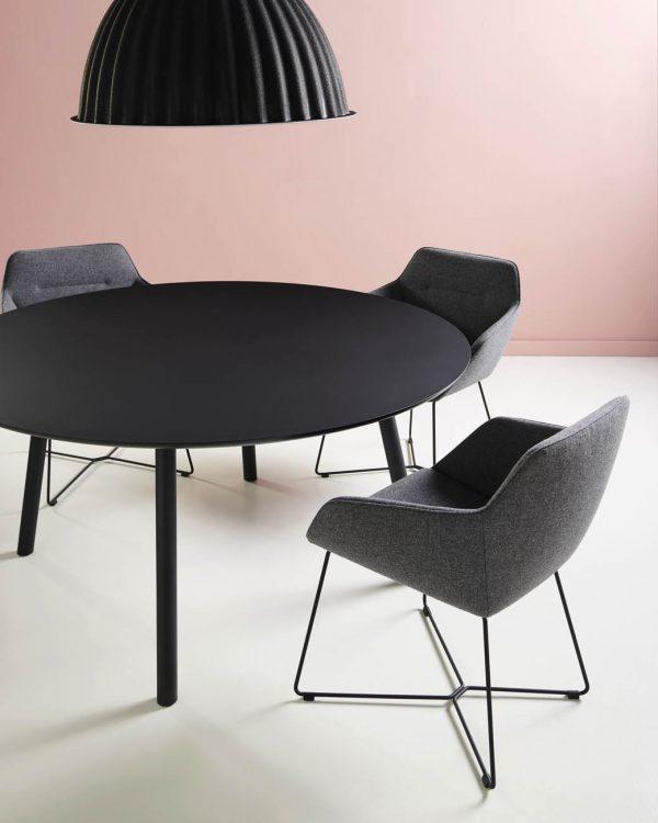 inform tables davis furniture alan desk 17 <ul> <li>matching occasional tables and meeting tables</li> </ul>