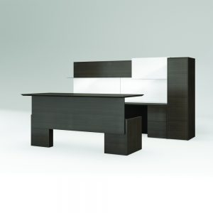 Alan Desk Merino Excutive Nucraft