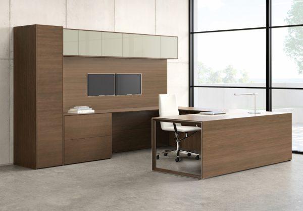 merino casegoods executive nucraft alan desk 25