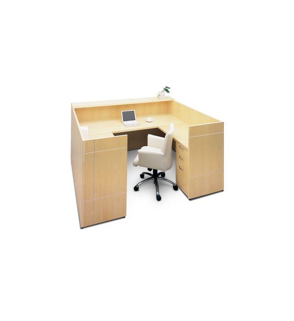 millennium casegoods krug alan desk 40