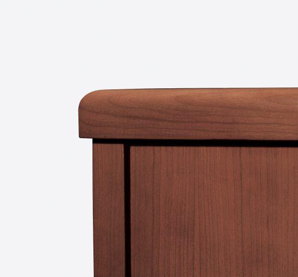 millennium casegoods krug alan desk 46