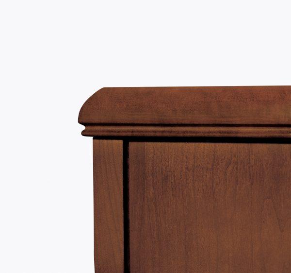millennium casegoods krug alan desk 48