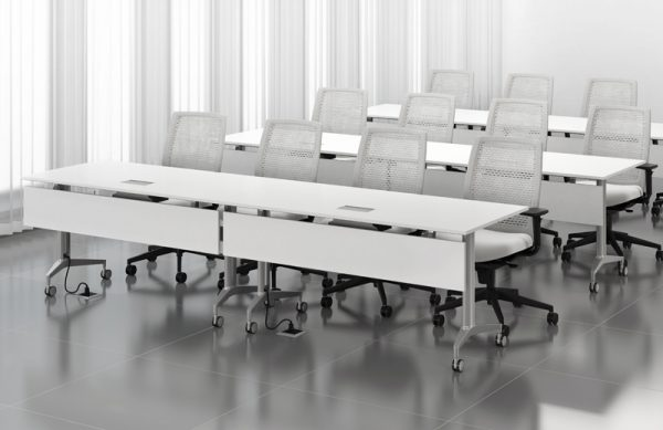 revo reconfiguarbale conference tables krug alan desk 35