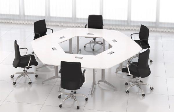 revo reconfiguarbale conference tables krug alan desk 36