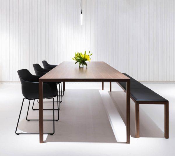 Alan Desk Span Meeting Table Davis Furniture