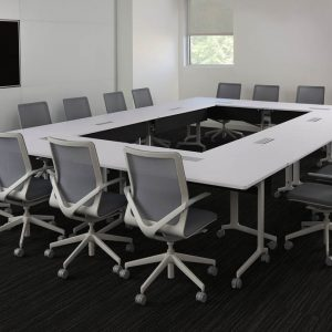 Alan Desk Techniq Conference Table Davis Furniture